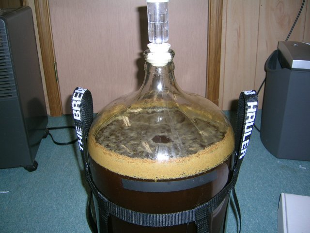 End of Fermentation